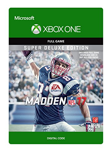 Madden NFL 17 - Super Deluxe - Xbox One Digital Code by Electronic Arts