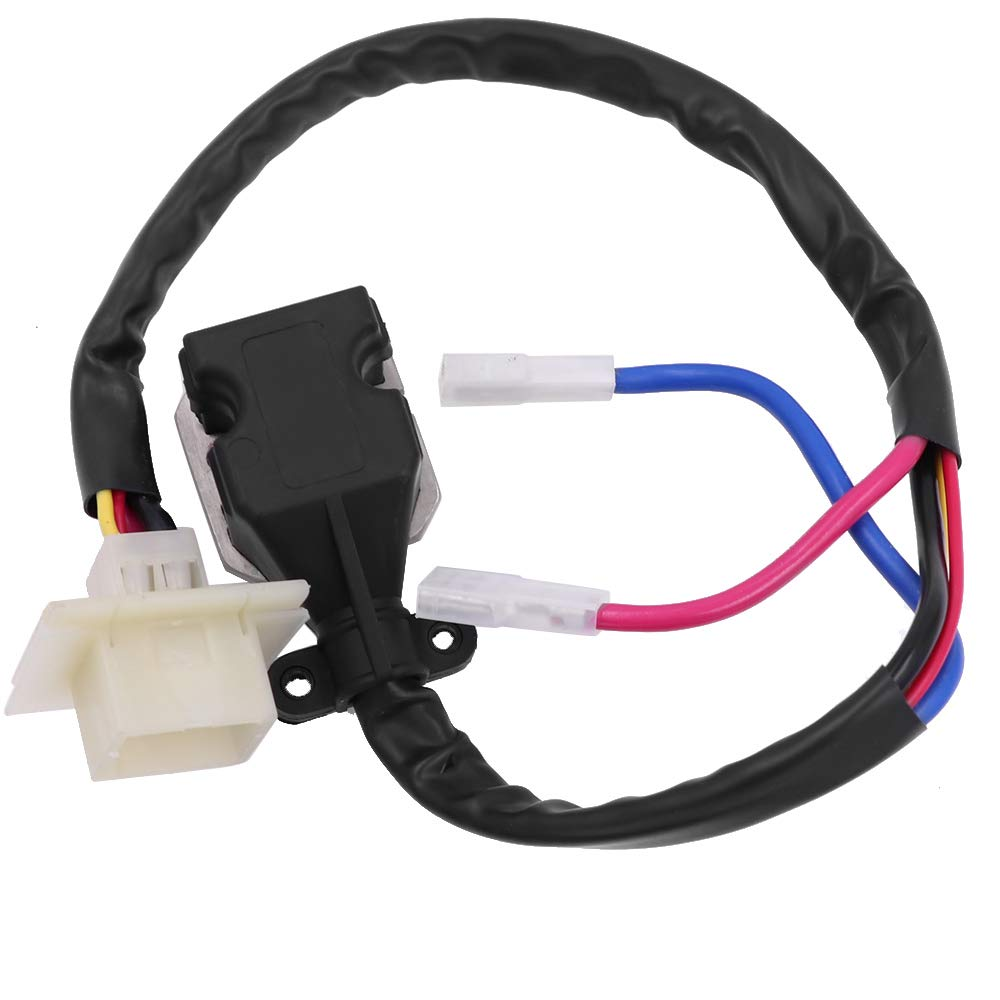 2108218351 9140010179 Blower Motor Resistor Replacement for Mercedes Benz E300 E320 E420 E430 1996 1997 1998 1999 9094302385 Heater Fan Regulator Shipped from US Warehouse