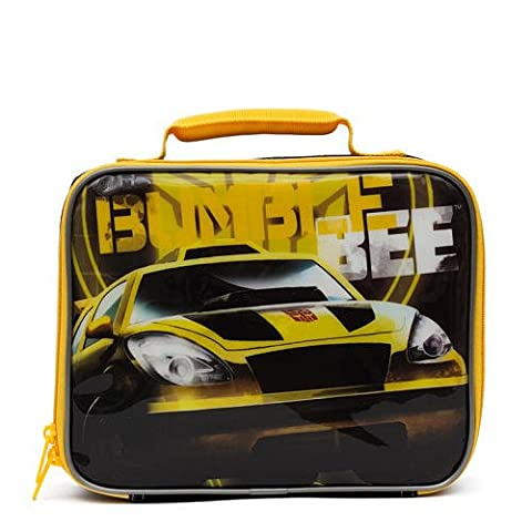 Transformers Bumblebee Lunch Box (Ghost Busters 12 Inch)