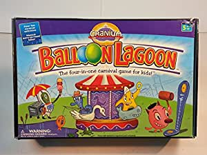 Cranium Balloon Lagoon: The Four In One Carnival Game For Kids