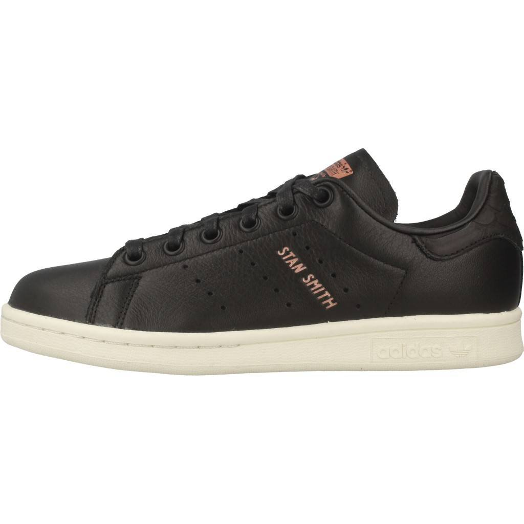 Adidas Originals Damen Laufschuhe, Farbe Schwarz, Marke, Smith Modell Damen Laufschuhe Stan Smith Marke, W Schwarz schwarz 5f944c