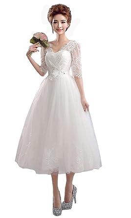 70d5ac5f1255c ミニドレス 袖あり 二次会 結婚式 パーティードレス ウエディングドレス 結婚式 二次会 パーティー イベント