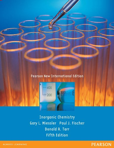 Download Inorganic Chemistry Pearson New International Edition Book