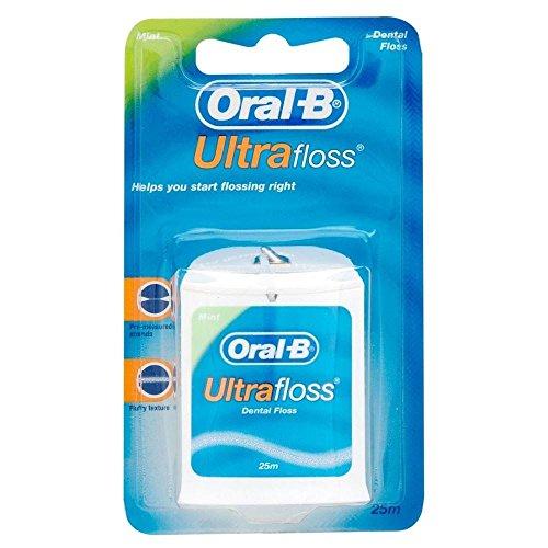 Oral B Ultra Floss Mint Dental Floss (25m) -  GHB039095