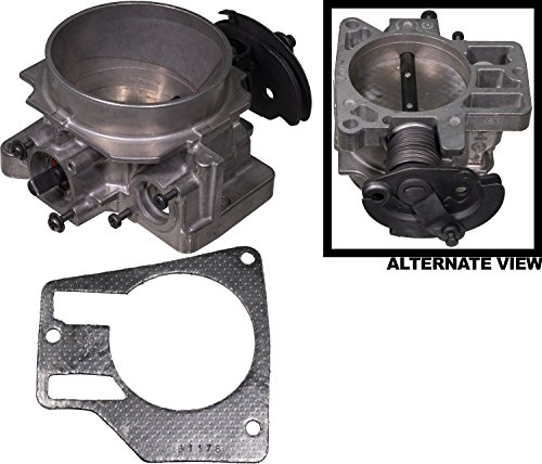 Big Block Fuel Injection - APDTY 134110 Remanufactured Throttle Body Assembly Fits Select 1996-1999 Chevrolet & GMC Trucks With 7.4L 454 Big Block V8 Engine (See Description For More Details; Replaces 17096144)