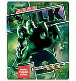 Hulk (Bilingual)(SteelBook Edition) (Blu-ray + DVD + Digital Copy + UltraViolet)