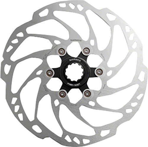 Center Lock Rotor (Shimano SLX SM-RT70 Rotor - Centerlock One Color, 180mm)