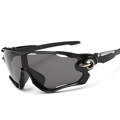 KRY - Lunettes de soleil sportives UV400 pour homme, adaptées à la  conduite, au golf, à la pêche, monture incassable en métal 09c1f86b24e2