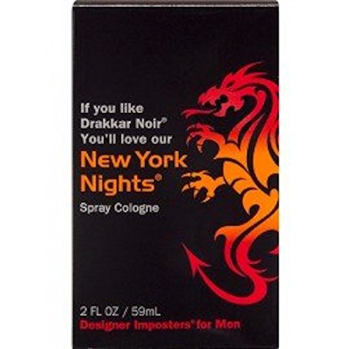New York Nights 2oz Fragrance Spray Cologne Buy Online