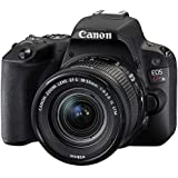 Canon EOS Kiss X9 EF-S18-55 IS STM Lens Kit [Black](Japan Import-No Warranty)