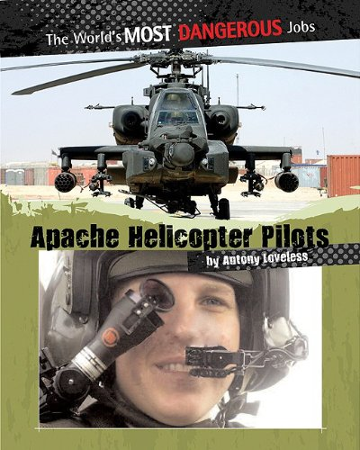 Apache Helicoper Pilots (The World's Most Dangerous Jobs) (10 Most Dangerous Places In The World)
