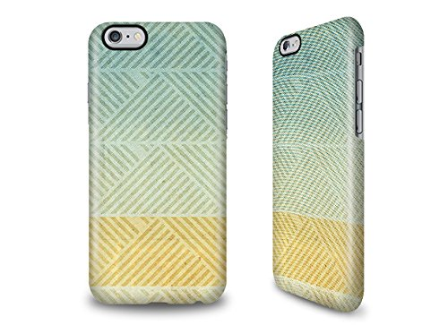 Hülle / Case / Cover für iPhone 6 mit Designer Motiv - ''Triangles Artifact'' von Brent Williams