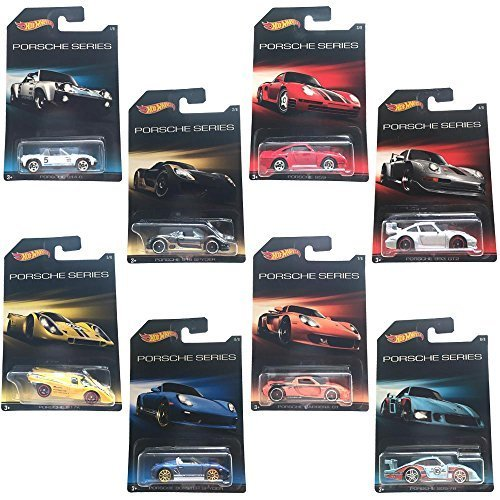 hot-wheels-porsche-series-exclusive-8-car-set