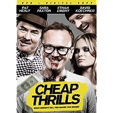 Cheap Thrills + Digital Copy* (2013)