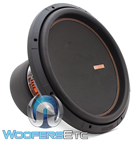 Memphis 15-MOJO615D2 15″ 4400W Max Dual 2-Ohm Subwoofer