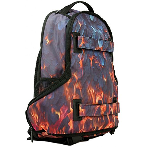 Sprayground Phoenix Skate Backpack - Orange