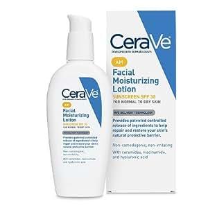 CeraVe Facial Moisturizing Lotion AM -- 3 fl oz