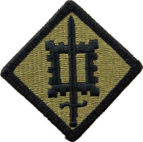Engineer Brigade Patch - 18th Engineer Brigade Scorpion/OCP Patch With Hook Fastener