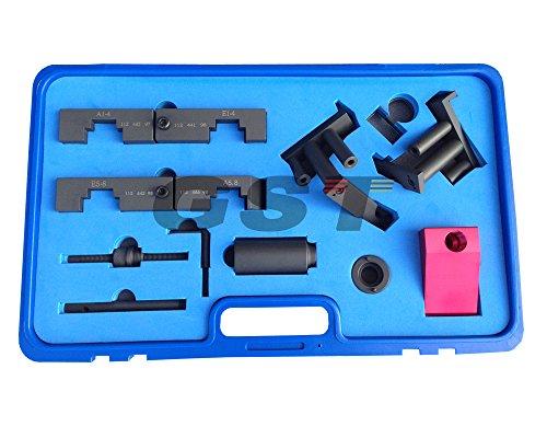 V8 Camshaft (BMW M60 & M 62 Vanos Master Camshaft Alignment Tool Kit V8 engine (9pcs set))