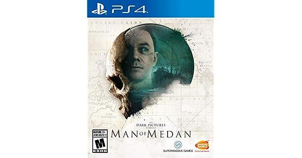 Amazon com: The Dark Pictures Anthology - Man of Medan