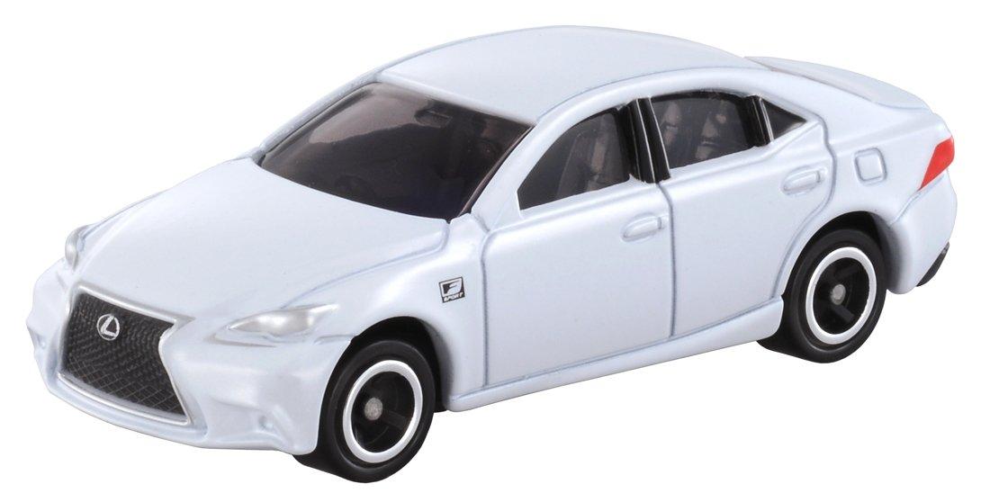 TAKARA TOMY Tomica Diecast BX100-Lexus Is F Sport (1st) (0/36) Diecast Toy Car White