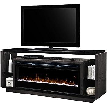 Amazon Com Dimplex Haley Media Console Electric Fireplace