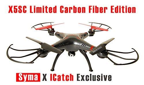 X5SC CE Explorers Carbon Quadcopter batteries product image