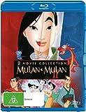 Mulan + Mulan 2 Blu-ray
