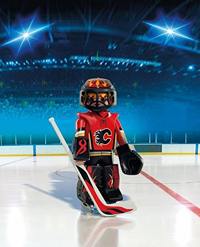 PLAYMOBIL NHL Calgary Flames Goalie