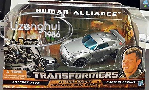"""""""KO Version"""" Transformers Movie 2 ROTF Autobot Jazz"""