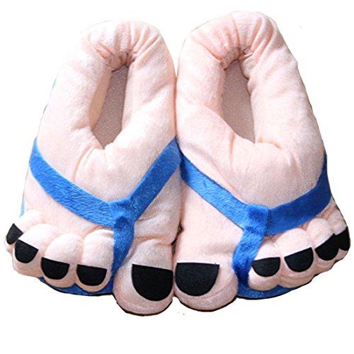 Chaussons bleu Honeysuck bleu bleu 7SH150809ZFWG4623 femme pour zUxxdqO