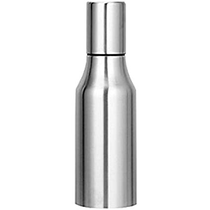 chenrui botella de aceite vinagre de oliva Salsa Líquido Dispensador Acero inoxidable anti fuga, 304