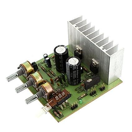 LFE Subwoofer Car Audio amplificador de potência estéreo