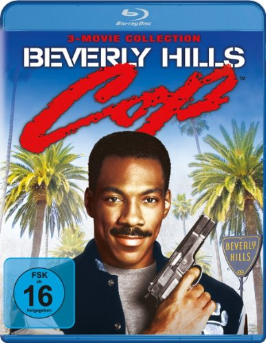 Beverly Hills Cop Collection - 3-Disc Set ( Beverly Hills Cop / Beverly Hills Cop II / Beverly Hills Cop III ) ( Beverly Hills Cop / Beverly Hills Cop 2 / Bever [ Blu-Ray, Reg.A/B/C Import - Germany ]