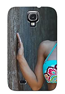 0d41f075178 Cover Case - Denise Milani Women Model Sexy Babe Adult Protective Case Compatibel With Galaxy S4