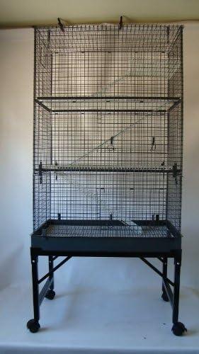 3 Tier Ferret/Rat/Chinchilla/Degu Cage
