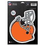 """WinCraft NFL Cleveland Browns Die Cut Logo Magnet, 6.25"""" x 9"""""""