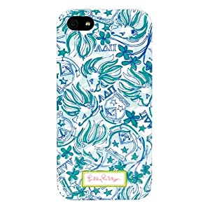 lilly pulitzer iphone 5 case lilly pulitzer iphone 5 alpha delta pi 17780