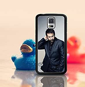 Nine Inch Nails Member Galaxy S5 Funda Case, Band Protection [Unique Pattern] Design Drop-Resistant Hard Plastic Vintage Fit for Samsung Galaxy S5 i9600