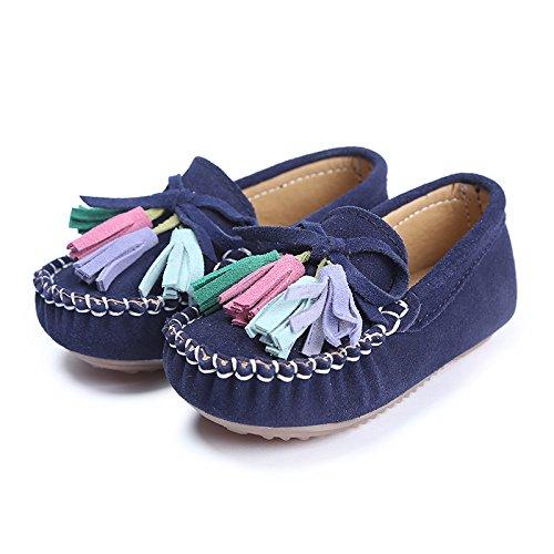 Boat Shoes Toddler Girls Size 9.5 Navy Blue Wedding Shoes Girls
