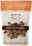 Creative Snacks Honey Pecan Granola Clusters, Great for Snacking or Cereal, 12 ounce bag Review