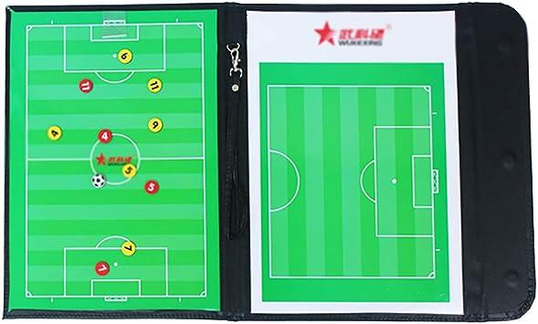 Carnet tactique football 32 x 23 cm