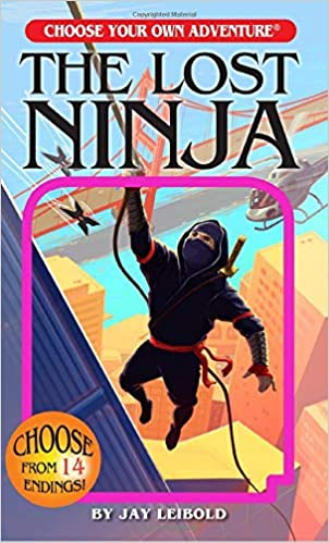 The Lost Ninja (Choose Your Own Adventure): Amazon.es: Jay ...