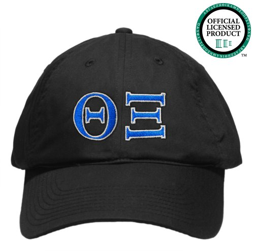 Theta Xi (Theta Xi) Embroidered Nike Golf Hat, Various Colors