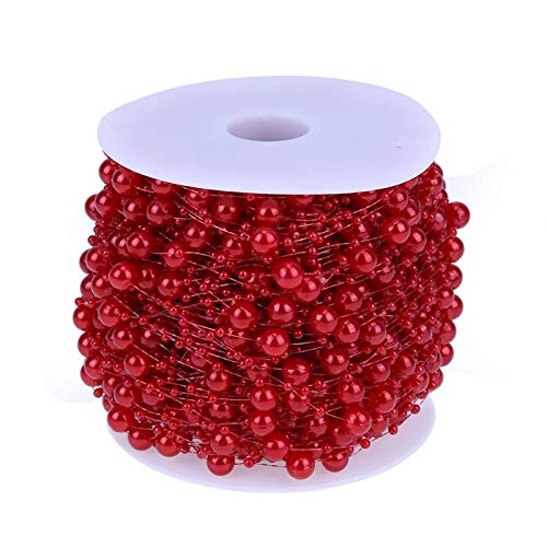 Supply Chain - 60m Fishing Line Artificial Pearls Beads Chain Garland Flowers Wedding Party Decoration Brides - Dictionary Planning Dummies Applications Networks Financial Logistics Hopp Easy Dis
