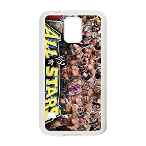 All Stars Pattern Plastic Case For Samsung Galaxy S5