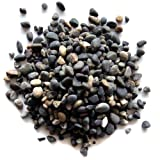 SubstrateSource Natural Dark River Gravel (Small Granule) - 3 pounds