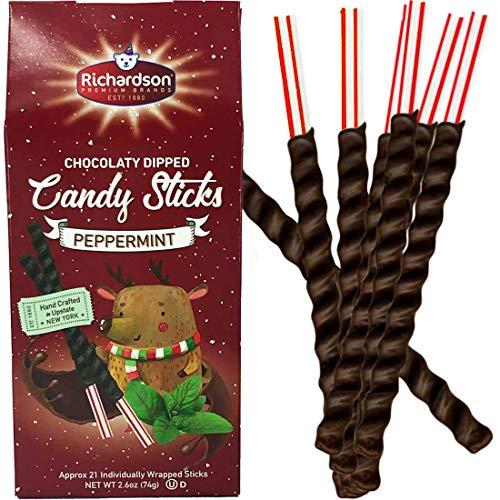 chocolate reception sticks - 3