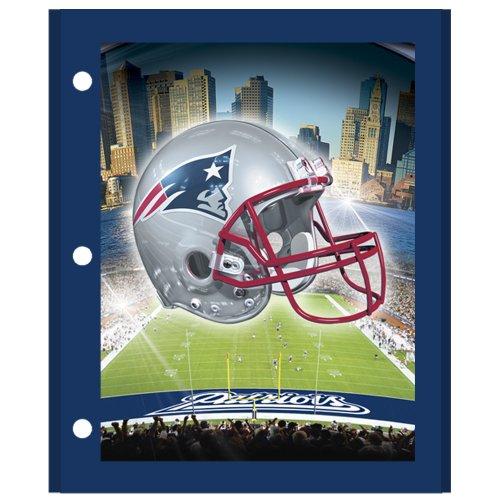 NFL New England Patriots 3D Portfolio ()