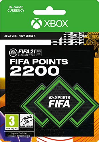 FIFA 21 Ultimate Team 2200 FIFA Points | Xbox – Download Code